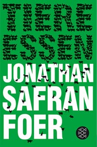 Team Healthy Buchempfehlung - Tiere Essen von Jonathan Safran Foer