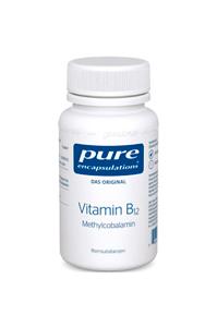 Team Healthy Empfehlungen Vitamine - Vitamin B12